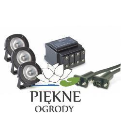Zestaw oświetleniowy do agregatu Pond-Jet  ECO oczka_wodne Oase-57083 POZNAŃ