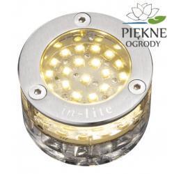 Oświetlenie zewnętrzne LED STELLAR WARM In-Lite