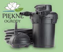 PondoPress 5000 PONTEC - Zestaw filtracyjny ciśnieniowy do oczka wodnego 5 m3 POZNAŃ