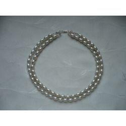 N-48 perłowy naszyjnik