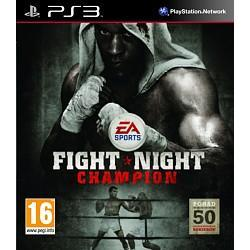 Fight Night Champion (PS3)