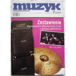 MUZYK 07/2004 Miesiącznik muzyczny od SS