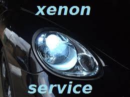 naprawa lamp xenon