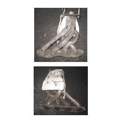 Smart - Forfour - (2004 - 2006) - Silnik / Kolektor wydechowy