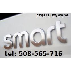 Smart Fortwo Kolektor + Przepustnica komplet