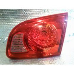 Hyundai Santa Fe II lampa tylna prawa w klapę kompletna z instalacją