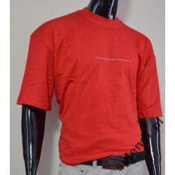T-shirt Koszulka duży rozmiar _czerwona _r.3XL Komplety pościeli