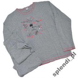 Śliczna piżama nocna-1501a N.Feel.  r.XL Komplety pościeli