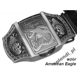 PASEK Z ZAPALNICZKĄ  KLAMRA _American Eagle