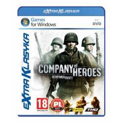 Gra PC Company of Heroes: Kompania Braci