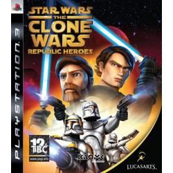 Gra PS3 Star Wars The Clone Wars Republic Heroes