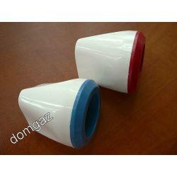 Pokrętła baterii plastikowej ogrzewacza wody - Dafi