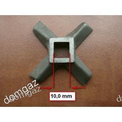 Nóż jednostronny maszynki do mielenia mięsa Zelmer nr 8 - zamiennik