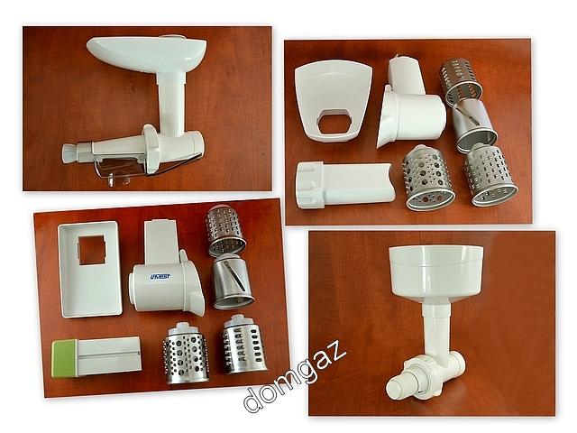 Przystawki maszynki do mielenia Zelmer