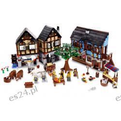 LEGO Rare -Średniowieczna wioska- 10193