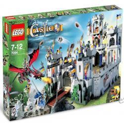 Lego 7094 Castle King's Castle Siege
