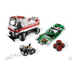 Lego 8184 Racers Twin X-treme RC