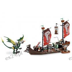 LEGO 7048 CASTLE TROLL WARSHIP