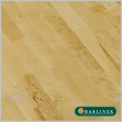 Barlinek - drewniane panele podłogowe, deska barlinecka Brzoza Life Family (3 lam / półmat / 2200 x 207 x 14 mm)