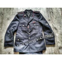Mundur Waffen SS Totenkopf Unterscharführer