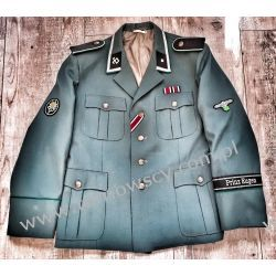 Mundur Waffen SS Prinz Eugen - Unterscharführer