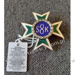 Odznaka 8. Pułku Strzelców Konnych