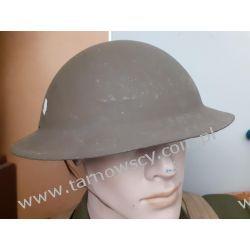 Hełm brytyjski MK II - Brodie WWII / PSZ