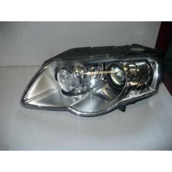 VW PASSAT B6 LEWA  XENON LAMPA PRZEDNIA