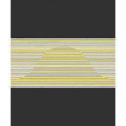 498035 Pasek ścienny dekoracyjny border RASCH nowoczesny w paski PERFECTO 2014...