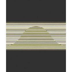 498097 Pasek ścienny dekoracyjny border RASCH nowoczesny w paski PERFECTO 2014...