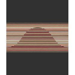 498011 Pasek  dekoracyjny border RASCH nowoczesny w paski PERFECTO 2014...