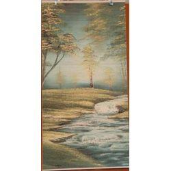 Żaluzje, rolety bambusowe z nadrukiem, zasłony...