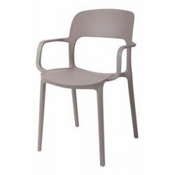 Krzesło z podłokietnikami Flexi mild gre y...