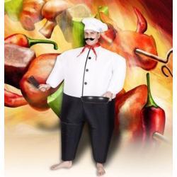 Kostium kucharza...