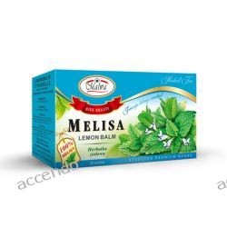 MALWA TEA HERBATA ZIOŁOWA ZIOŁA 100% MELISA 20TB