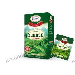MALWA TEA HERBATA ZIELONA YUNNAN GREEN TEA 20TB Filiżanki