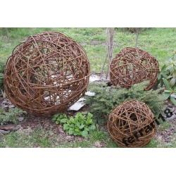 Kula florystyczna , super ozdoba do ogrodu Polecam