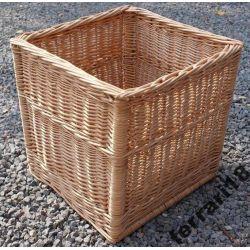 Super pojemna szuflada wiklinowa skrzynia WIKLINA Koszyki