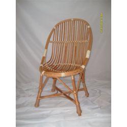 Fotel wiklinowy... Ozdoby choinkowe