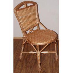 Krzesło wiklinowe ....