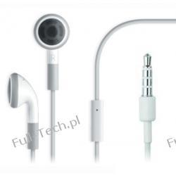 Słuchawki z mikrofonem iPod iPhone Mp3 Mp4