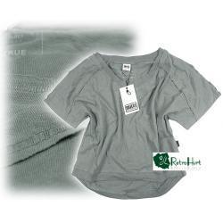 OBJECT szara szersza bluzka - rozmiar S