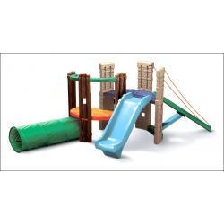 LITTLE TIKES - Plac Zabaw PRZEPLOTNIA Plac zabaw odkrywców