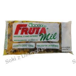 Marakuja - Passiflora - Męczennica Cały owoc puree owocowe z pestkami (miąższ, pulpa, sok z miąższem) bez cukru