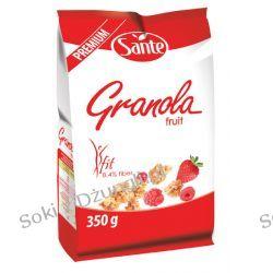Granola owocowa 350g - Sante