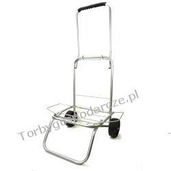 Wózek dwukołowy ręczny składany - średni WM02
