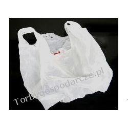 Torebki, torby foliowe z uszami, zrywka 30x50 komplet
