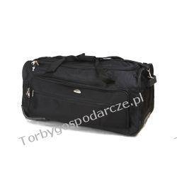 Duża torba podróżna na kółkach Airtex 80/38/39 cm