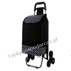 Wózek na zakupy z potrójnymi kołami  3K 02