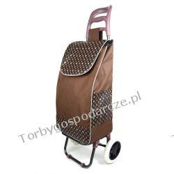 Wózek na zakupy składany standard plus 04